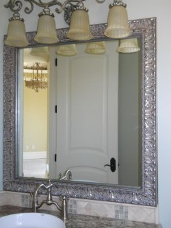 decorative mirrors houston